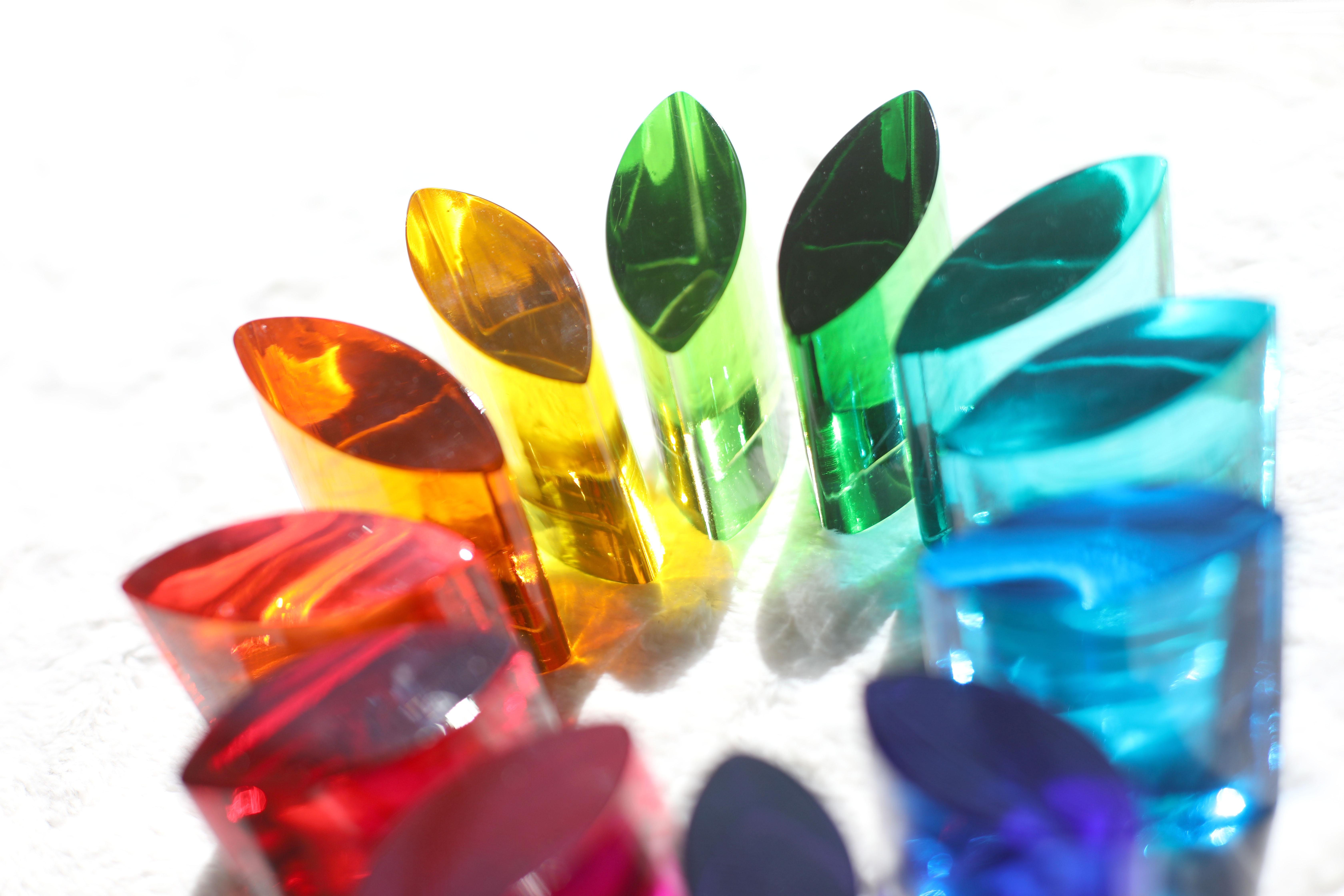キレイデザイン学カラーグラス2